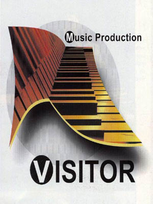 Logo VISITOR Music Production